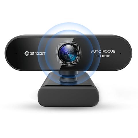 NOVA HD WEBCAM WITH 2 MICROPHONES