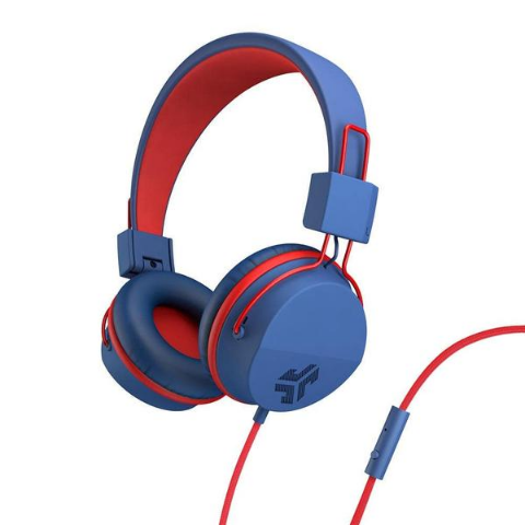 JBUDDIES STUDIO KIDS HEADPHONES BLUE
