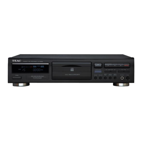 CD-RW890MK2